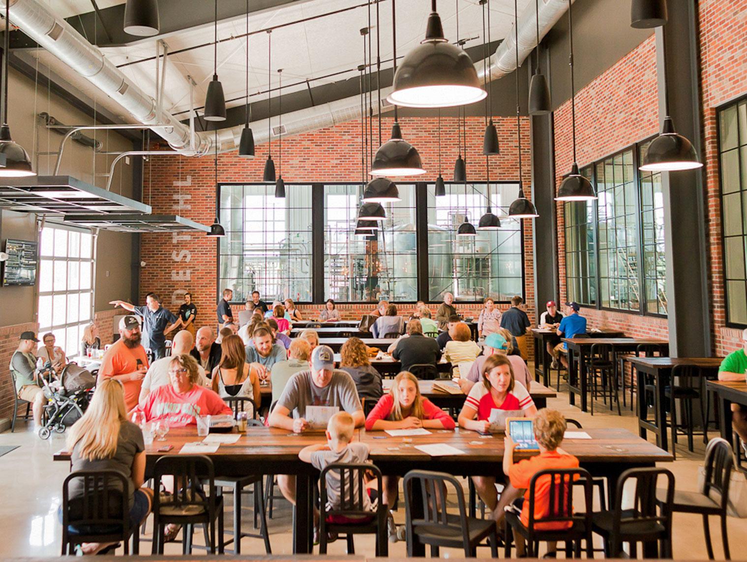 Destihl Restaurant and Brew Works