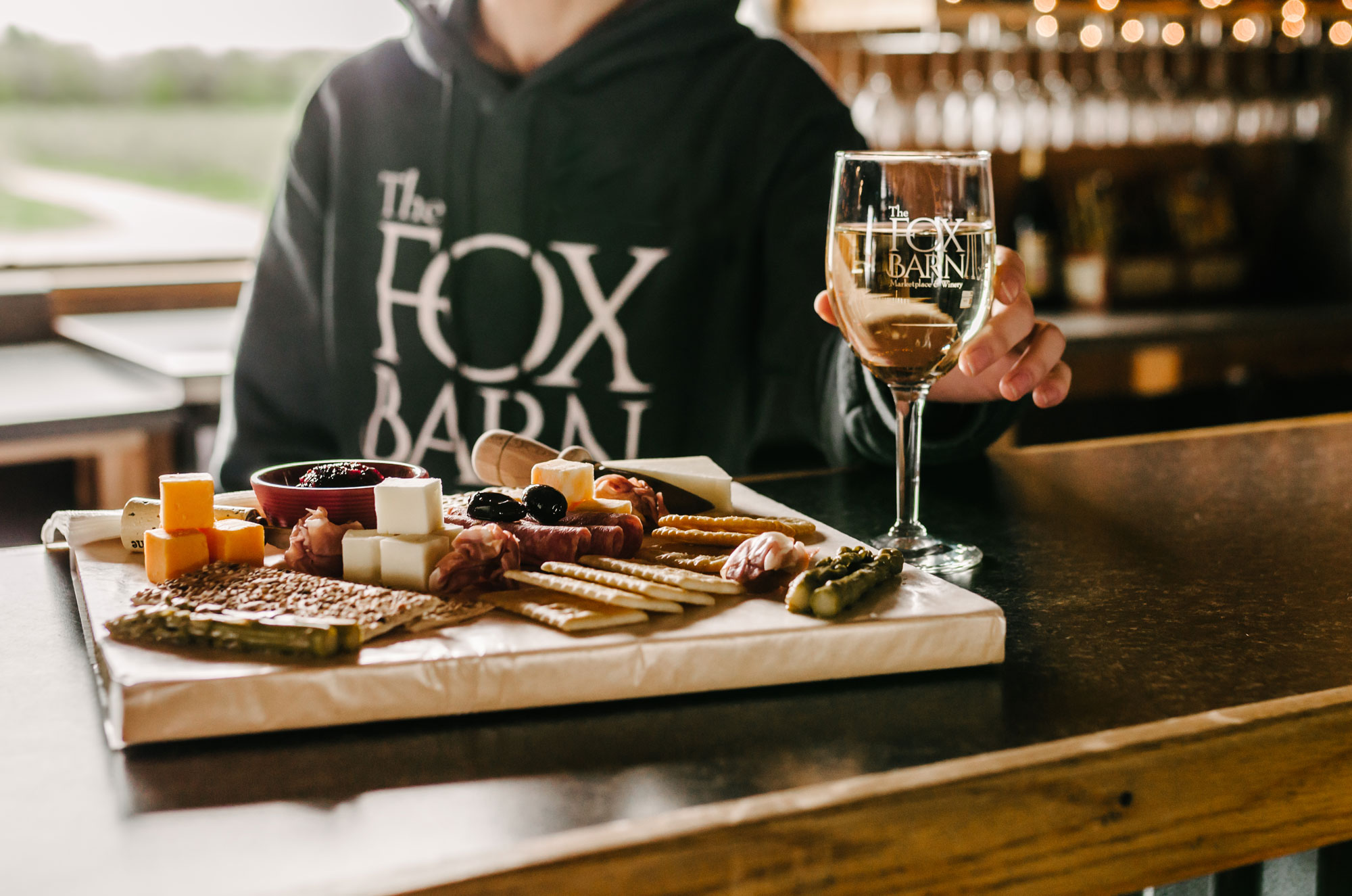 The Fox Barn Marketplace and Winery