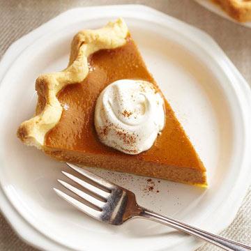Mommy's Pumpkin Pie