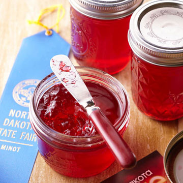 Nanking Cherry Jelly