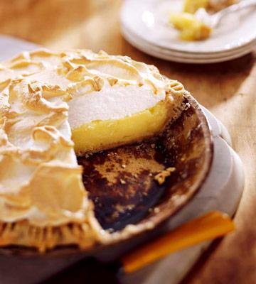Luke's Lemon Meringue Pie