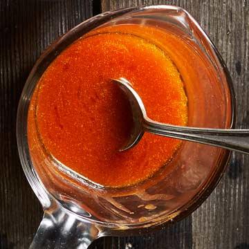 Sriracha Honey Butter