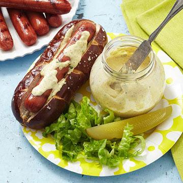 Horseradish Mustard Mayonnaise