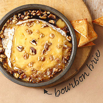 Bourbon Brie