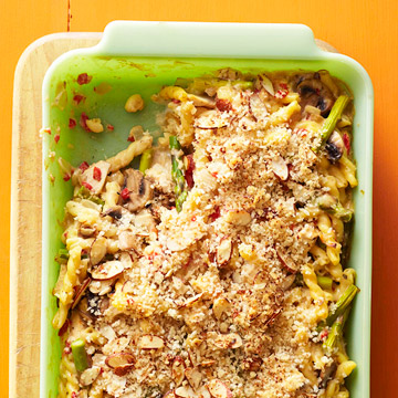 The Ultimate Chicken and Noodle Casserole
