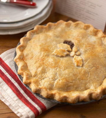 Kathy's Meat Pie