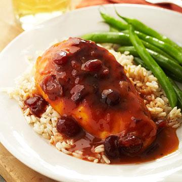 Chef Joe's Cranberry Orange Chicken