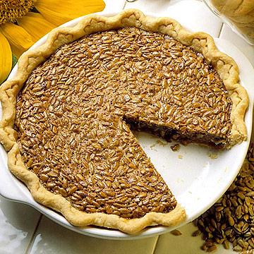 North Dakota Sunflower Pie