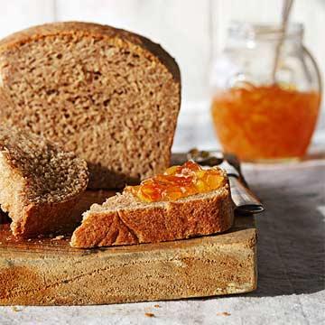 Soft Whole Wheat Sandwich Bread Jeff Hertzberg, M.D. & Zoe Francois