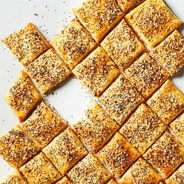 Piecrust Crackers