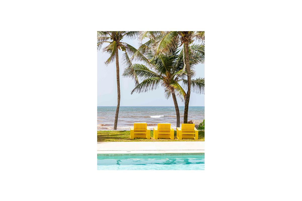 Tulum hotel poolside