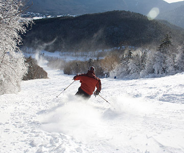 Skiing Hot Spot: White Mountains, NH