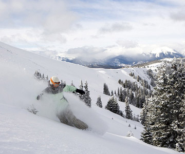 Snowboarding Hot Spot: Summit County, CO