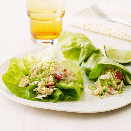 Tex-Mex Surimi Rice Salad