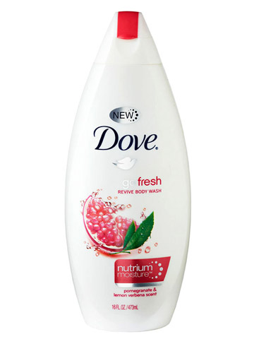 Dove Ultimate Go Fresh Revive Body Wash