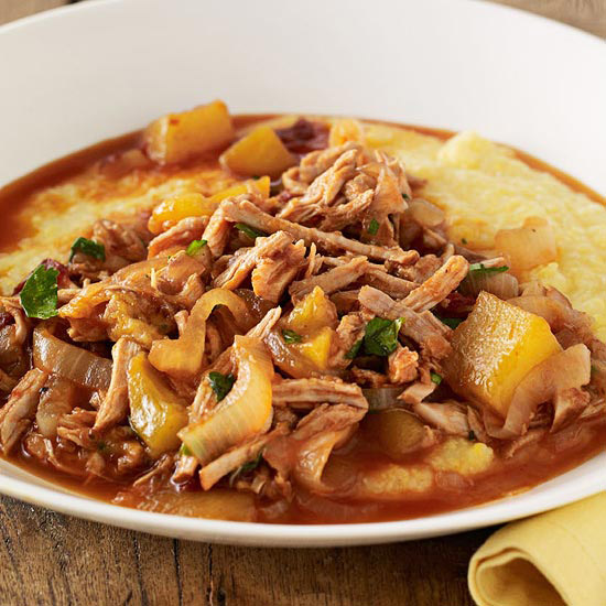 Chipotle-Mango Pulled Pork