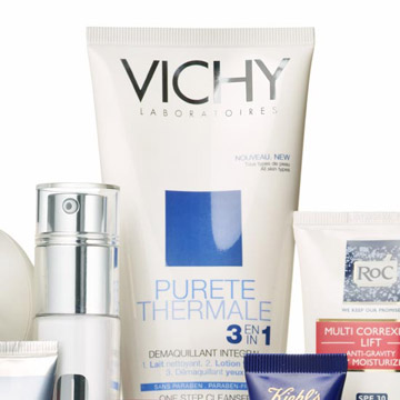 Vichy Purete Thermale 3-in-1 One-Step Cleanser