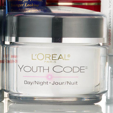 L'Oreal Paris Youth Code Day/Night Cream