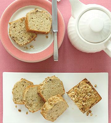 Banana-Crunch Loaf