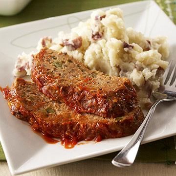 Italian Turkey Meatloaf