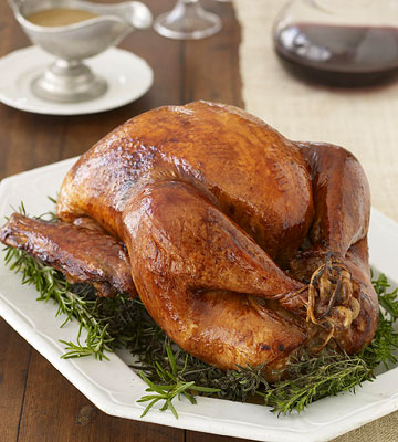 Michael Tyrrell's Mahogany Roast Turkey
