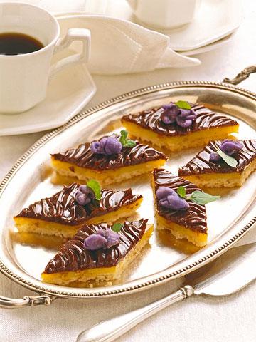 Chocolate-Orange Bites