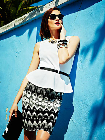 Trend to Try: Black & White