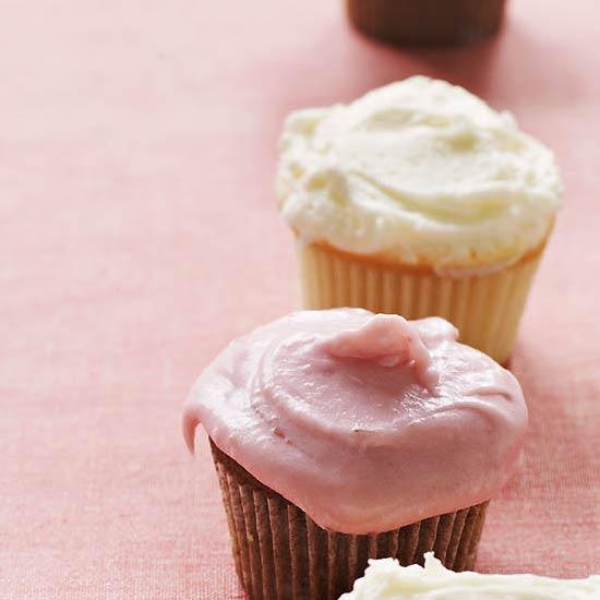 Key Lime Mini Cupcakes