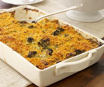 Julie Miltenberger's Broccoli Cheddar Casserole
