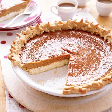 pumpkin surprise pie