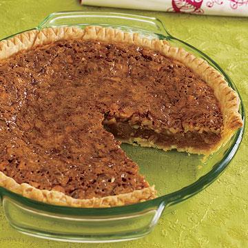 Peanut Butter Pecan Pie