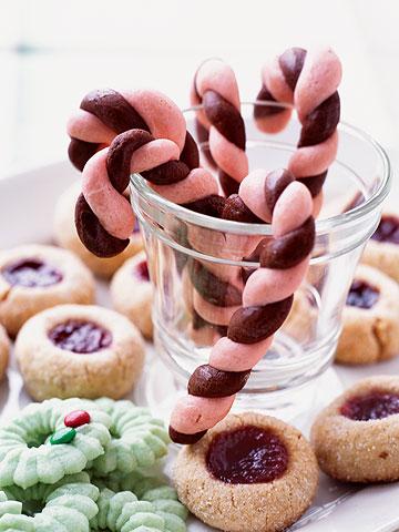 Candy Cane Twists