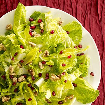Walnut-Romaine Salad