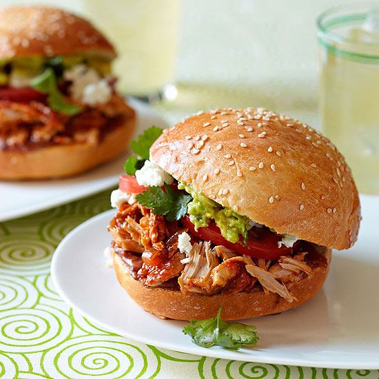 Pulled-Pork Cemita