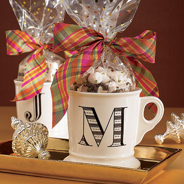 Instant Cocoa with Marshmallows and Chocolate Chips