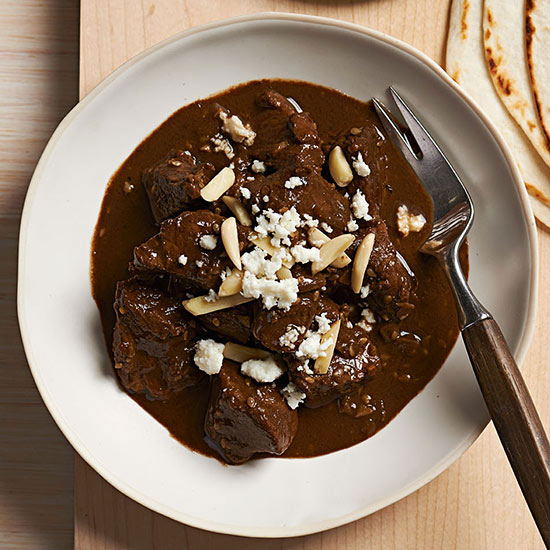 Beef Mole Stew