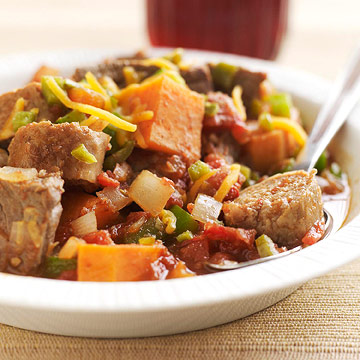 Beef And Sausage Stew