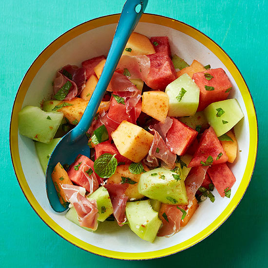 Triple Melon Salad