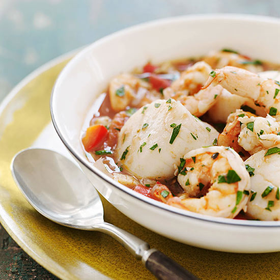Slow-Cooker San Francisco-Style Cioppino