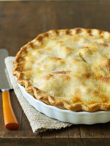 The Classic Apple Pie