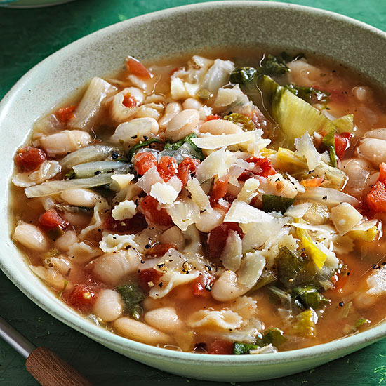 White Bean and Fennel Soup
