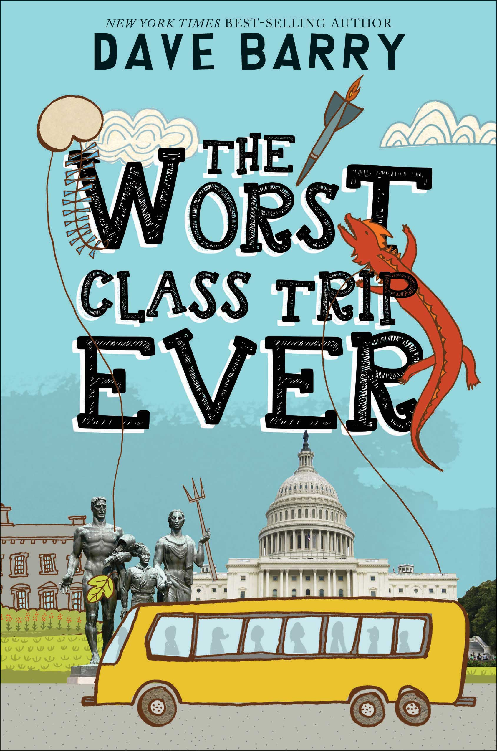 Kids' Corner: The Worst Class Trip Ever by Dave Barry