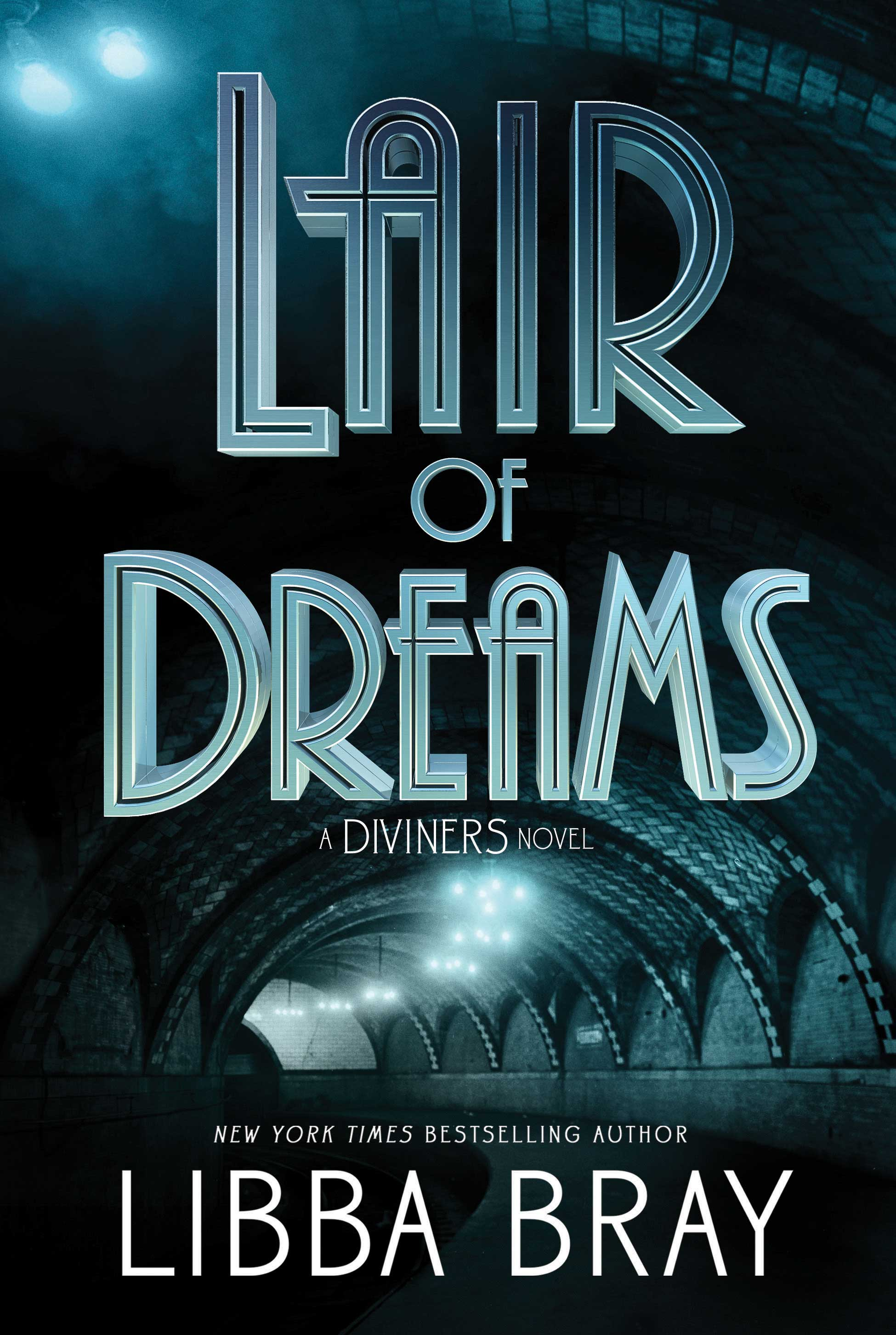 Kids' Corner: Lair Of Dreams by Libba Bray