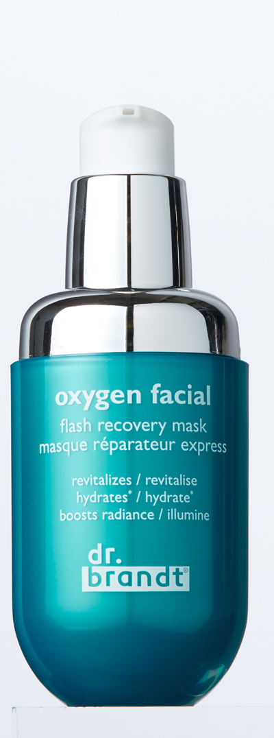Oxygen-Infused Masks