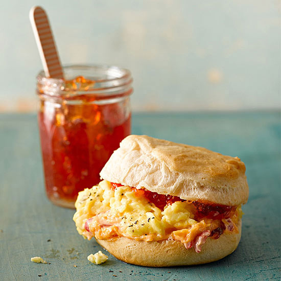 Down-Home Biscuit Sandwiches