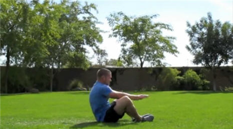 Powell's 4-Minute Workout: Friday
