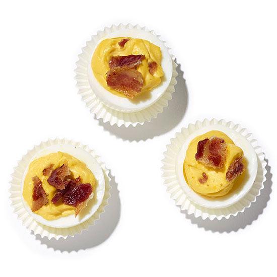 Bacon Deviled Eggs