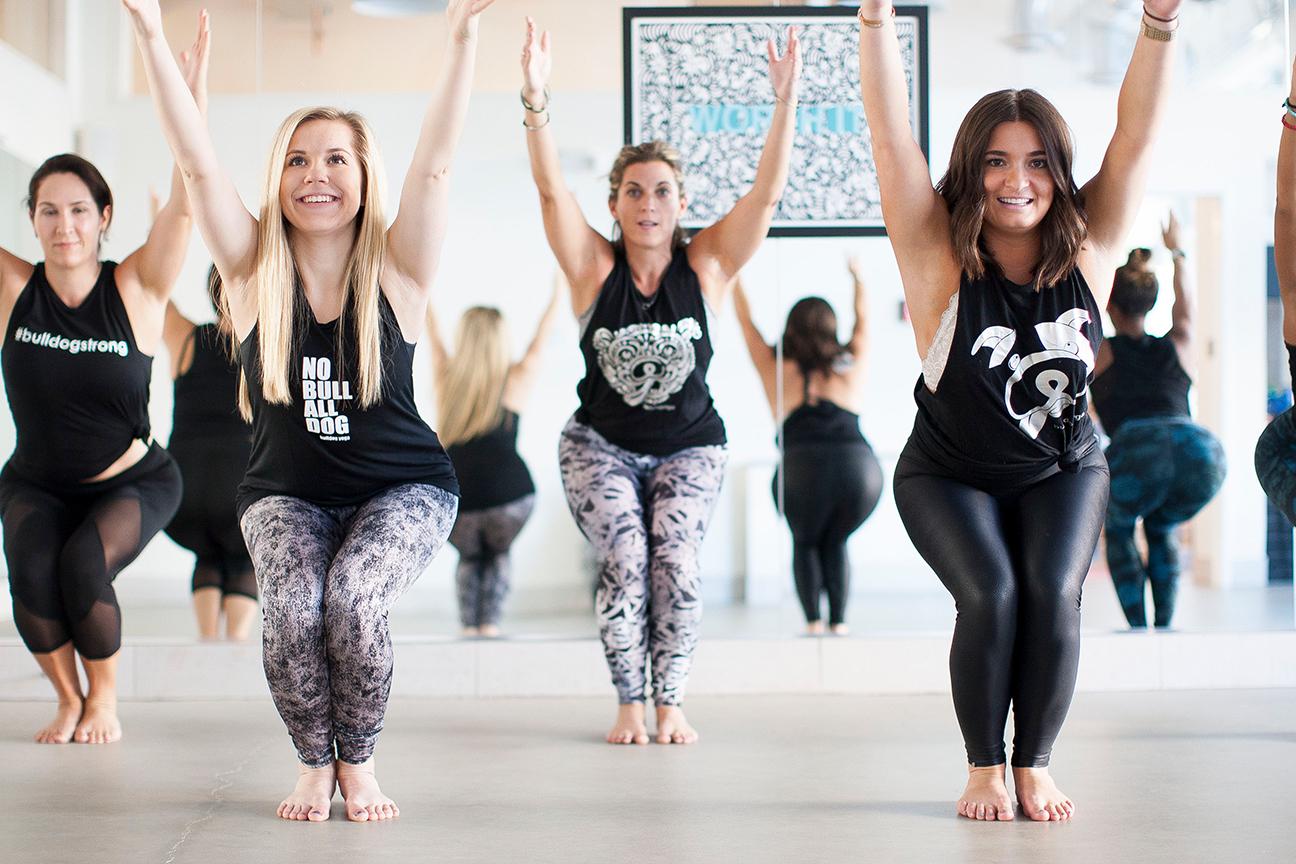 Exhilarate by Bulldog Yoga