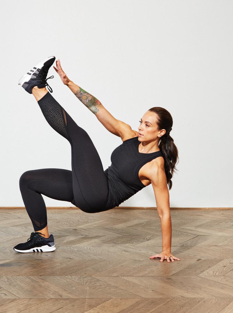 AMRAP Exercise with Christina LaGrega