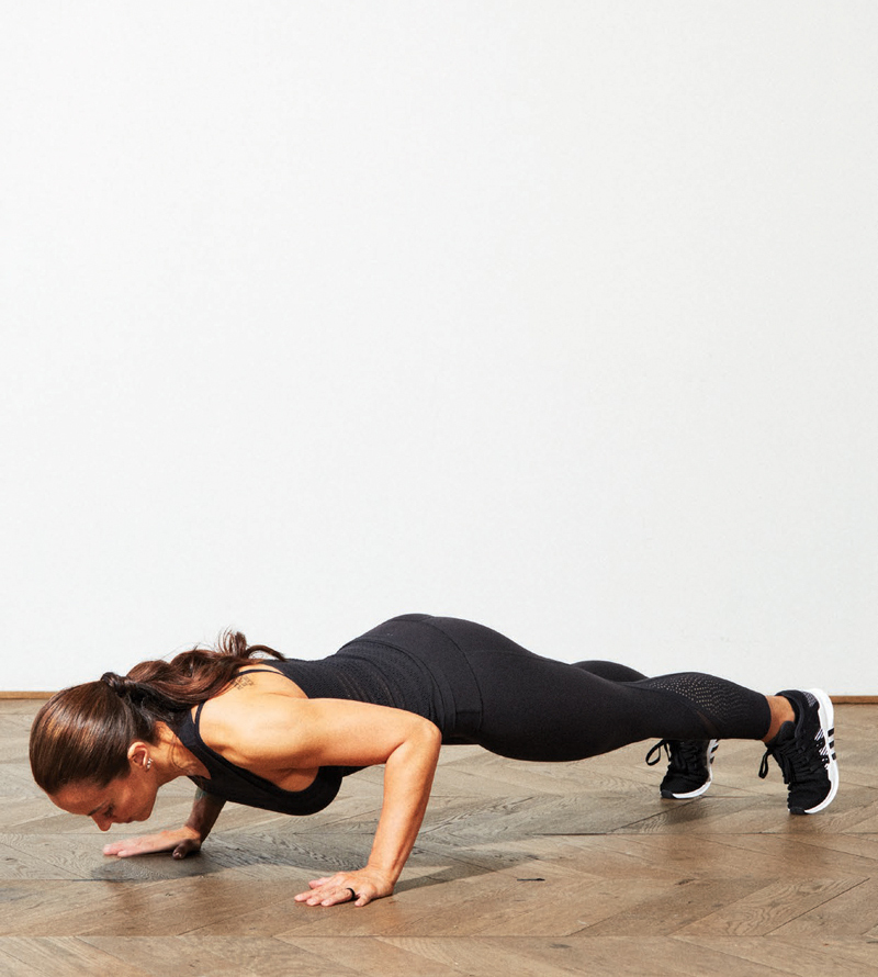 Stamina Building Exercise with Christina LaGrega